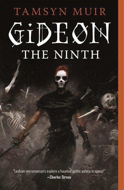 GIDEON THE NINTH (PB)
