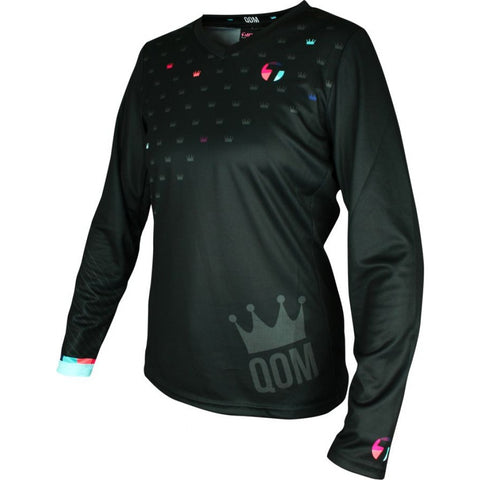 Tineli Women's QOM Long Sleeve Trail Jersey