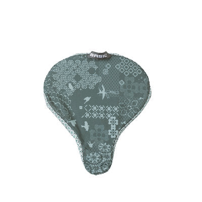 basil-boheme-saddle-cover-green