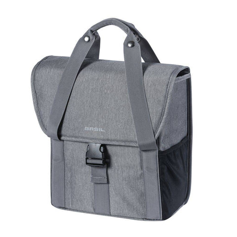 basil-go-single-bag-single-pannier-grey