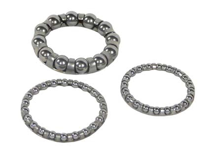 BALL BEARING RETAINER