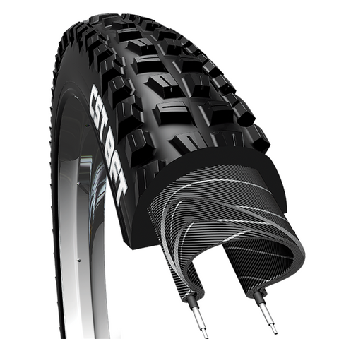 CST - BFT (Big Fat Tyre)