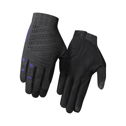 Giro Xnetic Trail Woman's Gloves Titanium Electric