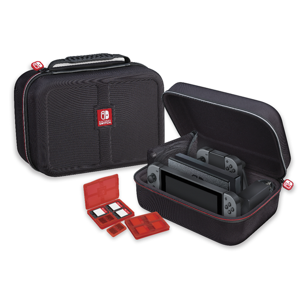 Nintendo Switch Game Traveler Deluxe Travel Case - Bluemouth Direct