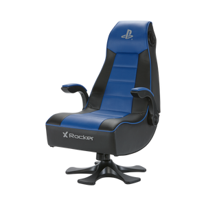 X-Rocker Sony PlayStation Infiniti Chair 2.1 + V2 - Bluemouth Direct