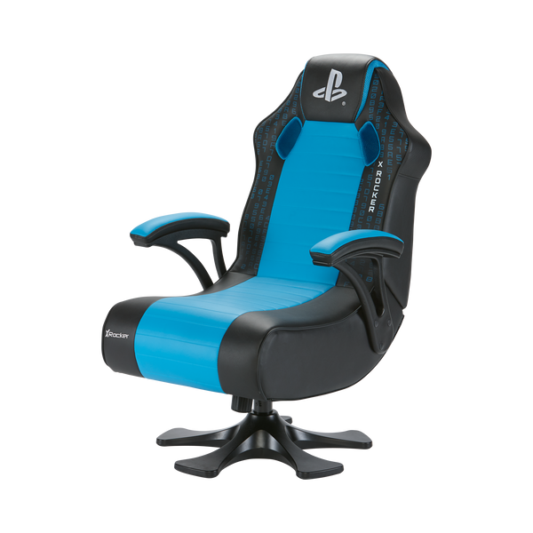 X-Rocker Sony PlayStation Chair Legend 2.1 - Bluemouth Direct