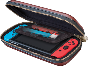 Nintendo Switch GT Deluxe Case – Link Brown - Bluemouth Direct