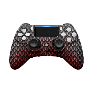 SCUF IMPACT PS4 DRAGON RED - Bluemouth Direct