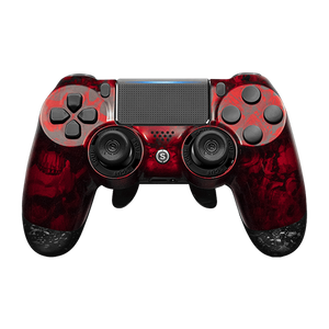 SCUF INFINITY PRO PS4 RED REAPER - Bluemouth Direct