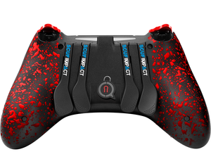 SCUF IMPACT PS4 Black and Red - Spectrum Edition