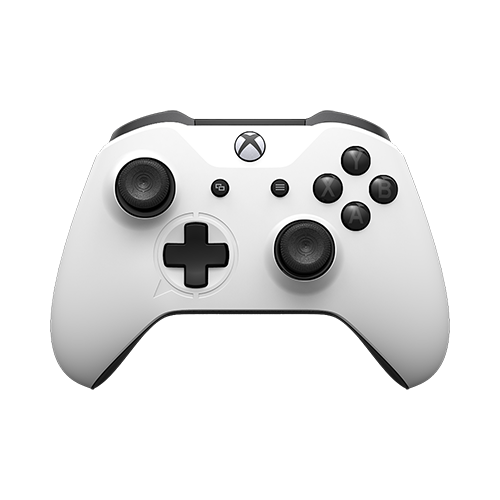 SCUF PRESTIGE XB1 White - Bluemouth Direct