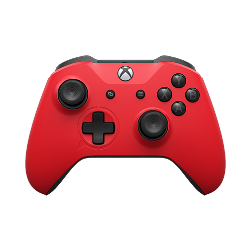 SCUF PRESTIGE XB1 Red - Bluemouth Direct