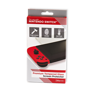 Nintendo Switch PREMIUM GLASS SCREEN PROTECTOR - Bluemouth Direct