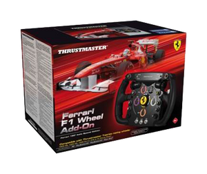 Thrustmaster - Ferrari F1 Wheel Add-On - Bluemouth Direct