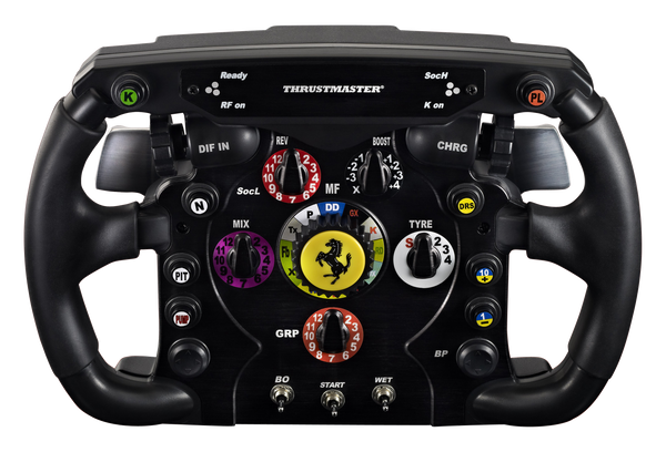 Thrustmaster - Ferrari F1 Wheel Add-On