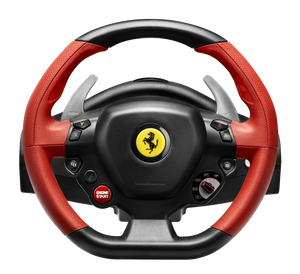 Thrustmaster - Ferrari 458 Spider Racing Wheel - Bluemouth Direct