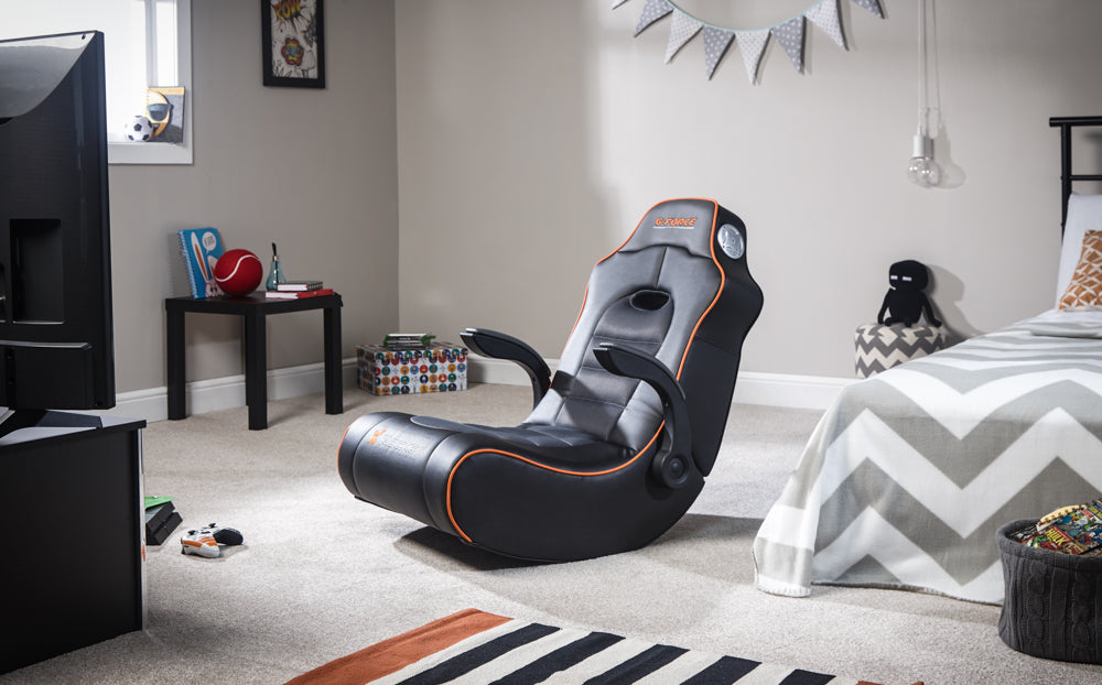 X Rocker 174 G Force 2 1 Gaming Chair Bluemouth Direct