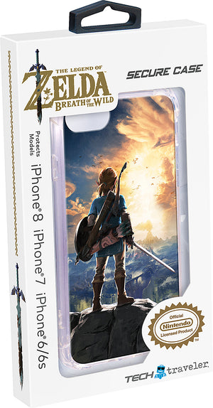 Nintendo Protective iPhone Case - Zelda Breath of the Wild - Bluemouth Direct