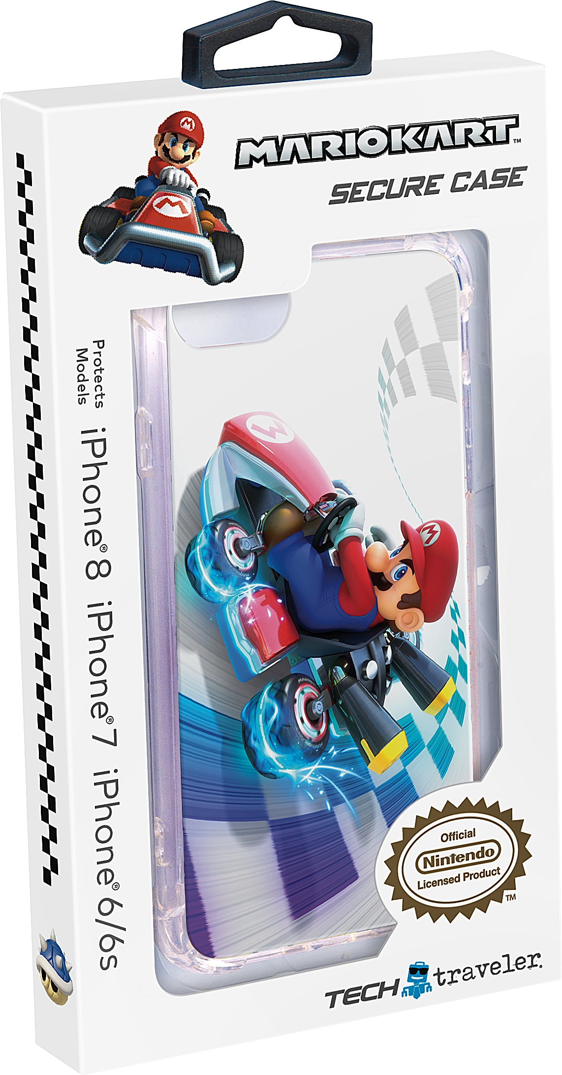 Nintendo Protective iPhone Case - Super Mario Kart - Bluemouth Direct