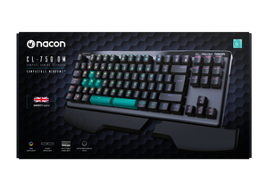 Nacon Keyboard PCCL-750OMUS - Bluemouth Direct