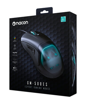 Nacon Mouse PCGM-500ES - Bluemouth Direct