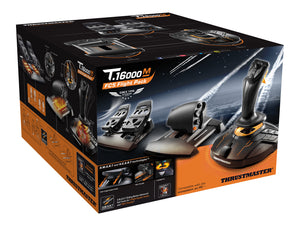 Thrustmaster - T.16000M Flight Pack