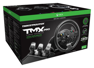 Thrustmaster - TMX Pro Racing Wheel - Bluemouth Direct