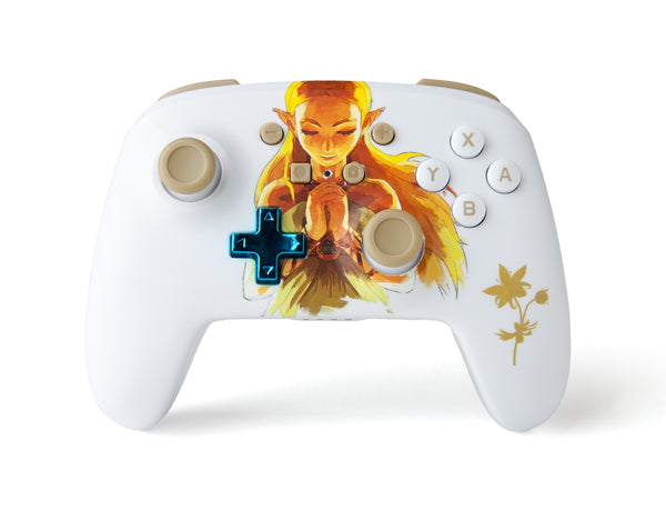 Enhanced Wireless Controller for Nintendo Switch – Princess Zelda - Bluemouth Direct