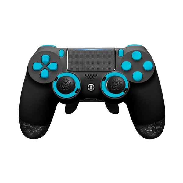 SCUF Infinity4PS PRO PS4 Black and Blue - Spectrum Edition