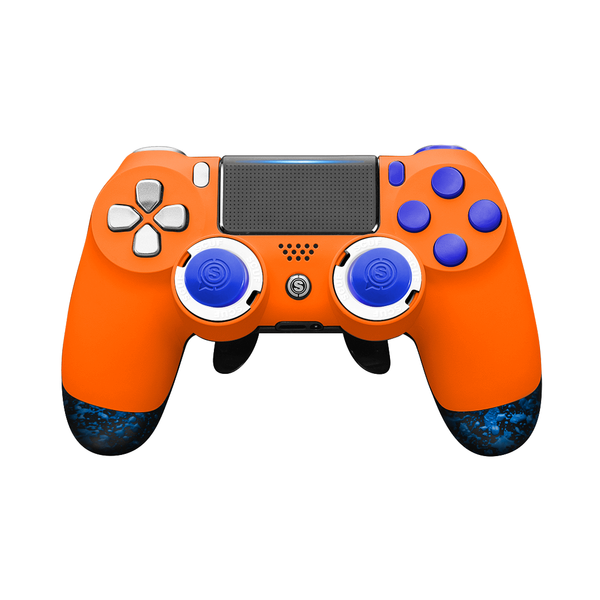 SCUF Infinity4PS PRO PS4 Orange and Blue - Spectrum Edition