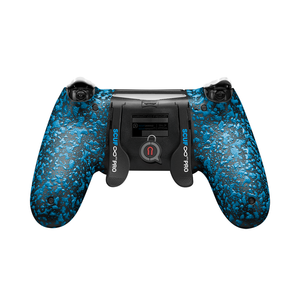 SCUF Infinity4PS PRO PS4 White and Blue - Spectrum Edition - Bluemouth Direct