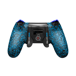 SCUF Infinity4PS PRO PS4 Orange and Blue - Spectrum Edition - Bluemouth Direct