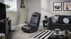 X Rocker® Sentinel 4.1 Floor Chair