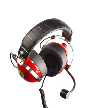 Thrustmaster - T.Racing Scuderia Ferrari Edition Gaming Headset