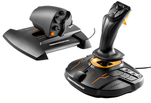 Thrustmaster - T.16000M FCS HOTAS Stick - Bluemouth Direct