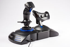 T-Flight Hotas 4 Ace Combat 7 edition - Bluemouth Direct