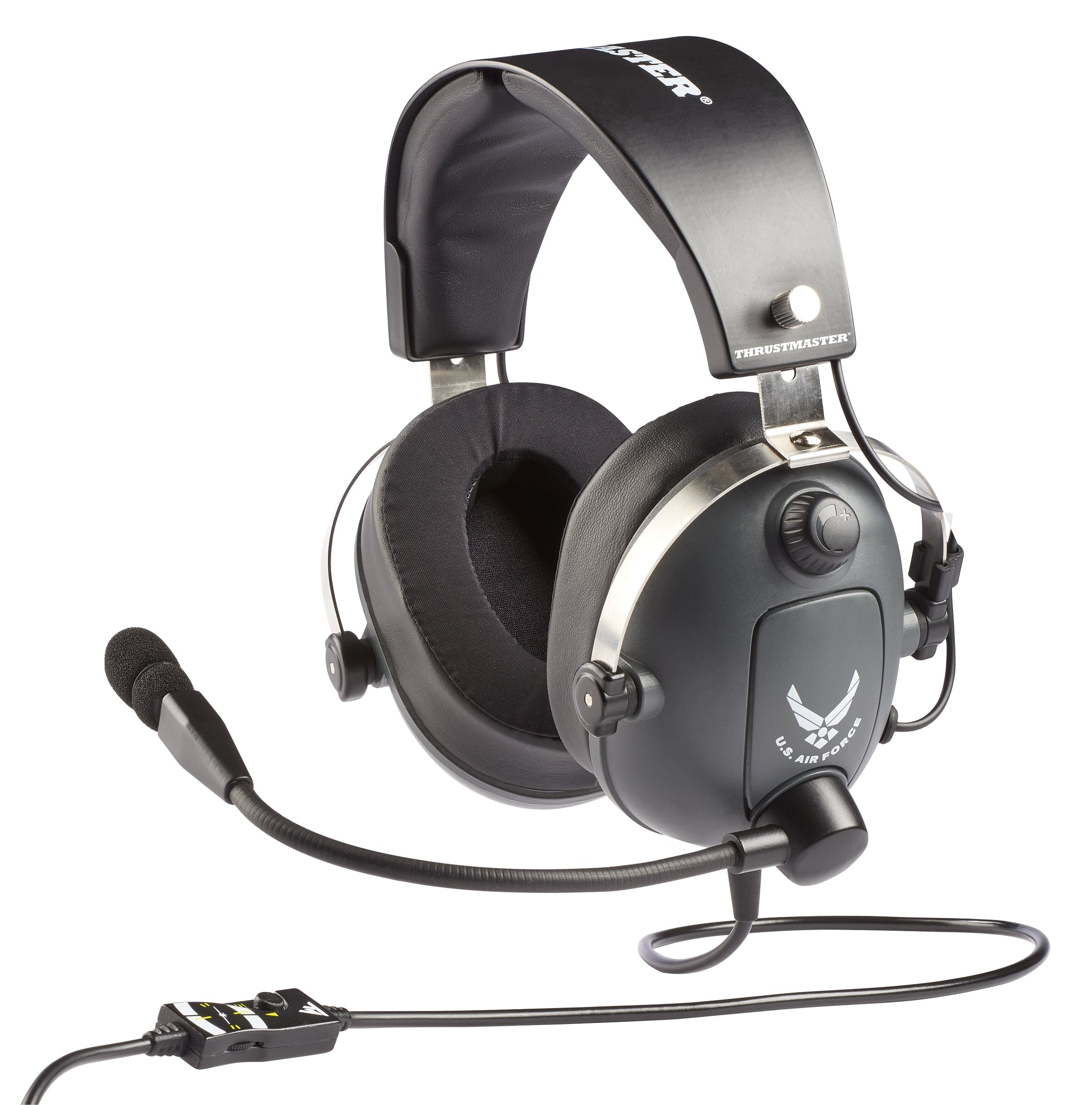 Thrustmaster - T Flight U S  Air Force Edition Gaming Headset
