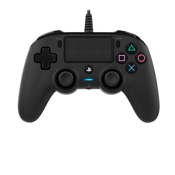 Nacon Wired Compact Controller - Black