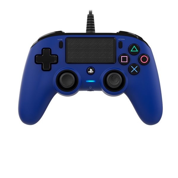 Nacon Wired Compact Controller - Blue