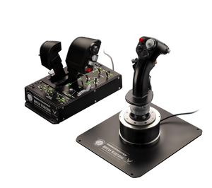 Thrustmaster - HOTAS Warthog Flight Stick - Bluemouth Direct