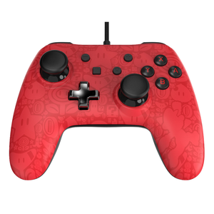 Nintendo Switch Core Plus Wired Controller - Mario - Bluemouth Direct
