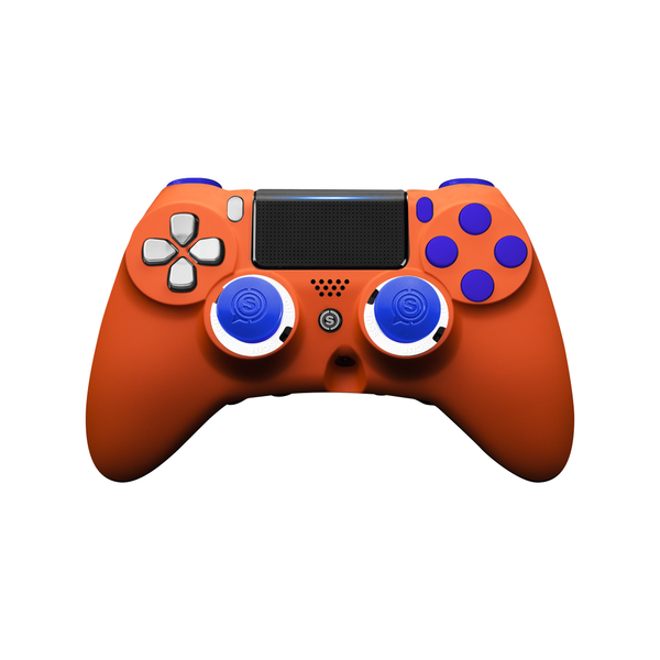 SCUF IMPACT PS4 Orange & Blue - Spectrum Edition