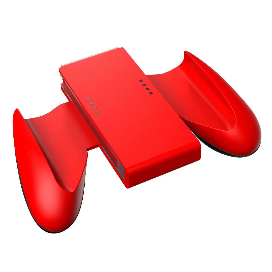 Nintendo Switch Joy-Con Comfort Grips Red - Bluemouth Direct