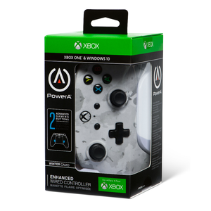 XB1 Enhanced Wired Controller - Camo Series - Bluemouth Direct