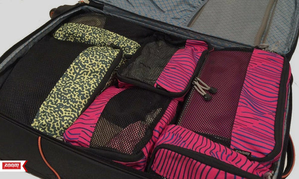 The Benefits of Using Packing Cubes While Travelling