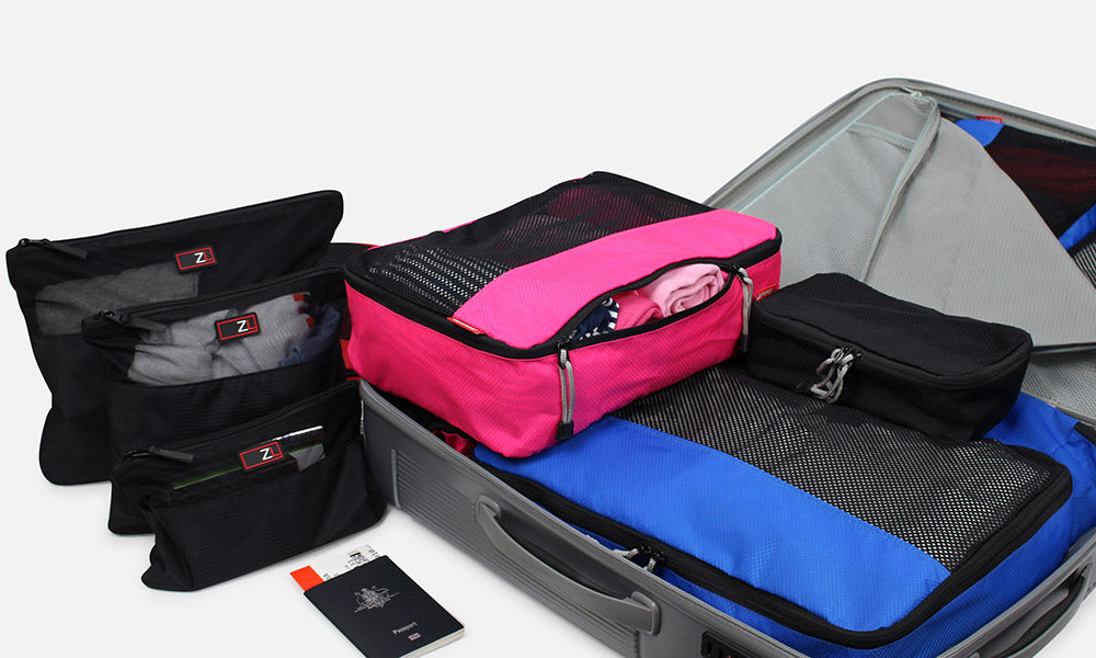82804606f460d How To Pack an Organised Suitcase with Packing Cubes? - Zoomlite