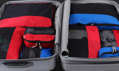 How to Pack Like a Pro Using Packing Cubes