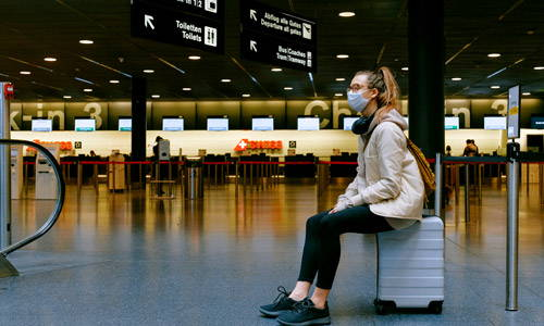 Coronavirus Travel: Top Airport and Flight Safety Tips