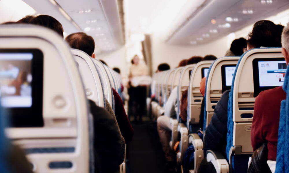 How to Prevent Infection When Flying