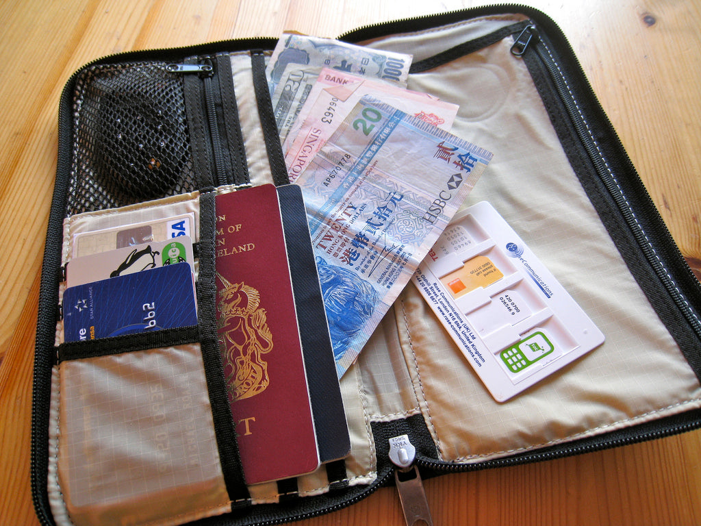 Travelling Securely - Importance of Anti-Theft Luggage & Accessories